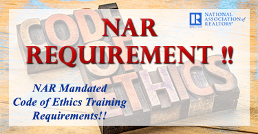 Code of Ethics Training Requirement