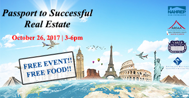 Passport to Real Estate Event