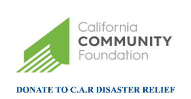 Donate to CAR Disaster Relief Program