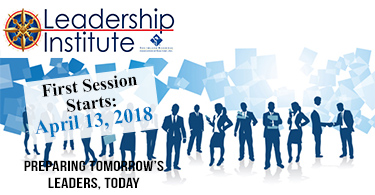 2018 Leadership Institute Applications