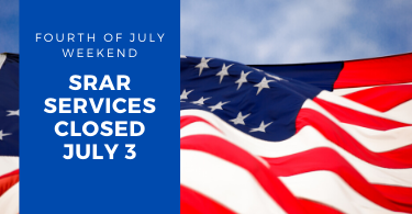 Services Closed for July 4th